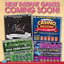 Instant Win Mobile and Online Games