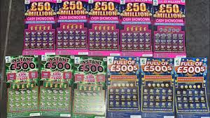 New Scratch Cards with Instant Win